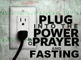 Learn more about the power of fasting and prayer